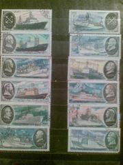 Поштові марки різних країн