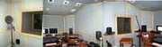 оборудование профессиональной студии аудио- и видеозаписи