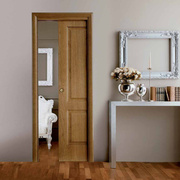 Раздвижные скрытые двери-пенал