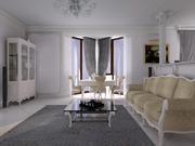 Дизайн будинків,  дизайн квартир,  дизайн інтерєрів.від КВ-ДИЗАЙН