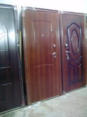 двери металлические входные  львов от 75S