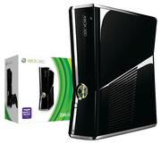 Продам XBOX 360 SLIM / 250 Gb / прошита LT+ ,  новая ,  в упак.