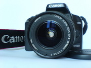 Canon EOS 1000D 18-55 kit   сумка   карта пам'яті