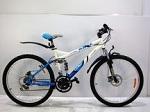 подростковый двухподвесный Велосипед Azimut Race со склада
