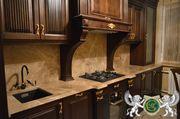 Столешницы кухонные,  барные стойки,  рецепции;