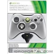 Джойстик для Xbox 360 + Play and Charge Kit (Limited Edition)