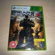 Лицензионный диск Gears of War 3 (Xbox 360)