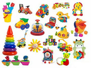 Іграшки та дитячи товари гуртом