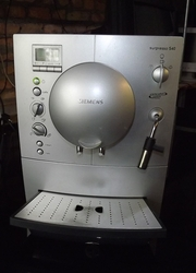 Кавомашина SIEMENS surpresso S40 TK 6400 кофемашина б.у.