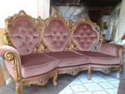 Изысканная мебель.