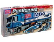 Канадский конструктор Mega Bloks ProBuilder Racing Rig - 9744 (аналог Lego)