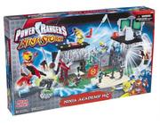 Канадский конструктор Mega Bloks Power Rangers Ninja Storm - 5730 (аналог Lego)