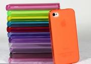 Силиконовые чехлы для Iphone 4 (розница / опт)
