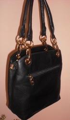 нова чорна сумка