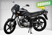Мотоцикл-SoulCharger 150cc SpecialBlack