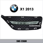 BMW X 1 2013 ДХО ПРИВЕЛО дневные дневного света SWE-128BM
