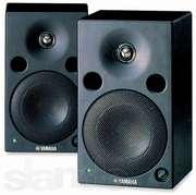 Срочно продам студийные мониторы Yamaha MSP5.