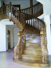 Лестницы деревянные для вашего дома