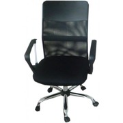 Кресло офисное Оливия,  цвет черный
