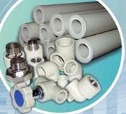 Полипропиленовые фитинги для отопления и водоотведения Львов