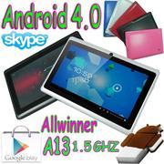 Для работы и развлечений новый планшет ALLWINNER 7