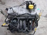Двигун та компоненти    Renault Kangoo