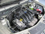 Двигун та компоненти   Renault Clio-Symbol