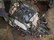 Двигун та компоненти  Renault Megane 2