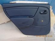Внутрішні компоненти кузова  Renault Megane 2