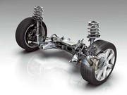 Підвіска ,  задня передня Renault Fluence