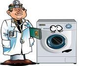 Аварийный ремонт стиральных машин, холодильников и др техники на дому