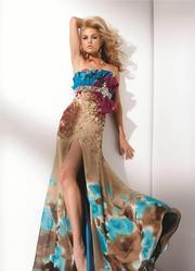 Вечернее ,  выпускное платье Tony Bowls (USA)