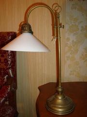 Настільна лампа початок 20-го століття