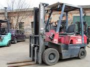 вилочный погрузчик  Nissan PJ01M15 грузоподъёмностью 1.5 тонны