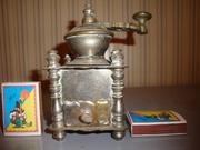 Мельница старинная кухонная