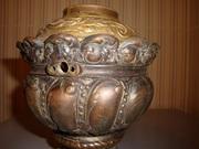 Бачок и крышка для керосиновой лампы (комплект)