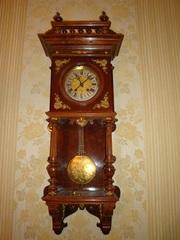 Часы настенные конец 19-го века
