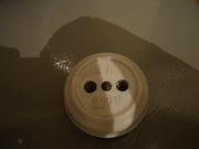 Розетка старинная керамическая