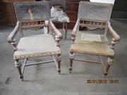 Комплект антикварной мебели в кабинет