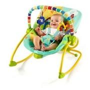 Удобное кресло-качалка для вашего малыша