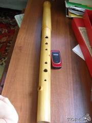 сопилка бас (свирель дудка)