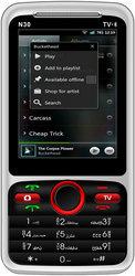 Мобильный телефон Keepon N 30 (2 sim,  tv)