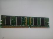 оперативка 256MB DDR 400Mhz CL3 б/у