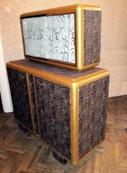 Комод-буфет 50 х годов (декорированный)