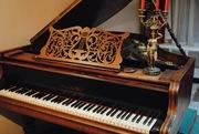 Продам австрійський рояль Gebrüder Stingl Wien,  м. Львів