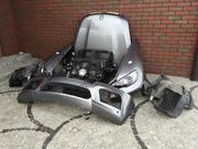 BMW X5 бампер капот фара телевизор X5 E70