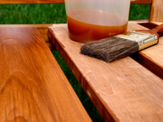 натуральный продукт,  защищает древесину от «синевы»