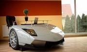 Стол Lamborghini Murcielago в вашем офисе можно сделать стильный офисн