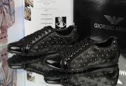 Модная обувь Giorgio Armani