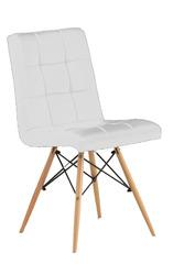 Барные стулья Оскар,  цвет белый,  черный